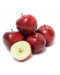 تفاح إيطالي أحمر - نصف كيلو