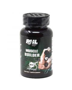 PHL Muscles builder 60 capsules