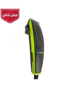 ماكينة حلاقة كهربائية  من هومر مع كريم فيت لإزالة الشعر للبشرة العادية - 100 مل
