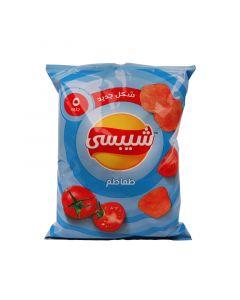 بطاطا شيبس بطعم الطماطم شيبسي - 68 ج