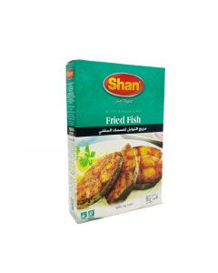 مزيج التوابل للسمك المقلي شان - 50 ج