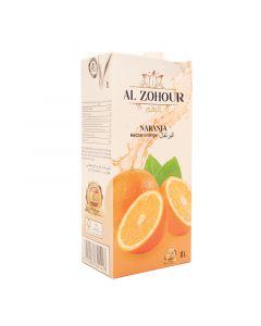 عصير برتقال الزهور - 1ل