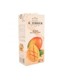 عصير مانجو الزهور - 1ل