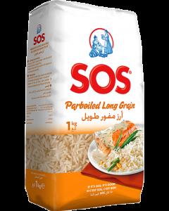 أرز حبة طويلة اس او اس - 1 كجم