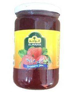 مربى فراولة  الواحة  - 350 ج