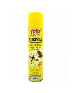 مبيد الحشرات الزاحفة و الطائرة من يوكي - 400 مل