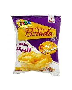 بطاطا شيبس بطعم البيتزا مع هدية بزياده - 30 ج