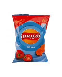 بطاطا شيبس بطعم طماطم  شيبسي - 126 ج