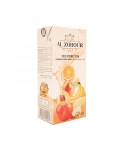 عصير كوكتيل الزهور - 1ل