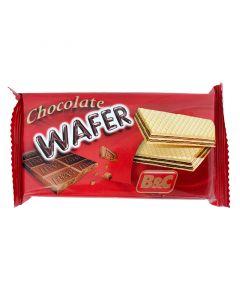 بسكويت ويفر محشو بالشوكولاتة السنبلة - 100 ج