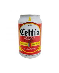شراب شعير خالي من الكحول سلتيا - 33 مل