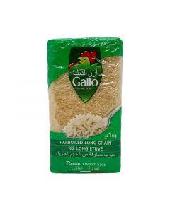 ارز مسلوق حبة طويلة الديك - 1 كجم