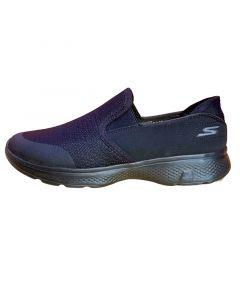 Skechers black Go Walk 4 for Men
