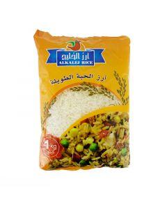 ارز حبة طويلة الخليج - 1 كجم