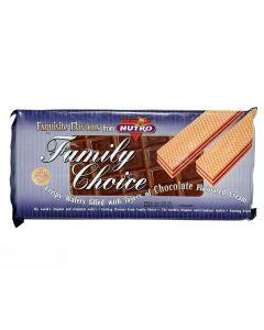 بسكويت ويفر بكريمة الشوكولاتة نوترو - 143 ج
