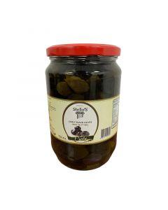 زيتون أسود مجعد ستيلوس - 720 ج