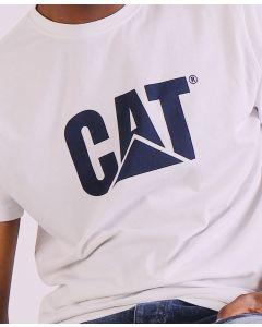 T-SHIRT CAT ORG FIT LOGO