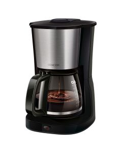 ماكينة صنع القهوة بالفلتر سعة 1.25 لتر من سينكور - 1000 وات