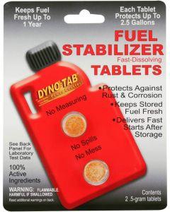 مثبت الوقود داينو تاب - 2 قرص