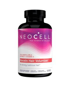 مكثف الشعر بالكيراتين من نيوسيل - 60 كبسولة