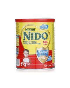 حليب الاطفال 1-3 سنوات نيدو - 400 ج