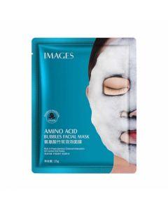 قناع الوجه بالفقاعات و الأحماض الأمينية من أميجس - 25 جم
