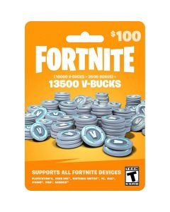 Fortnite 13500 V-Bucks