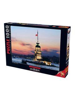 لعبة بزل من أناتوليان - برج العذراء 66 ×48