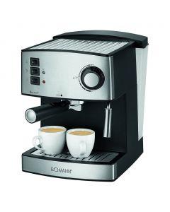 ماكينة تحضير القهوة الكابتشينو والإسبريسومن بومان
