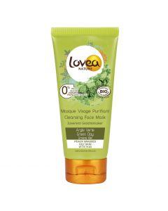ماسك الوجه بالطين الأخضر لوفيا - 75 مل