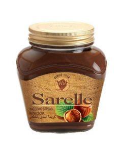 شوكولاتة سائلة بالبندق و الكاكاو ساريلا  - 350 ج