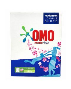 مسحوق غسيل للغسالات الاوتوماتيكية اومو - 4 كجم