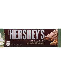شوكولاتة بالحليب واللوز هيرشيز - 41 ج