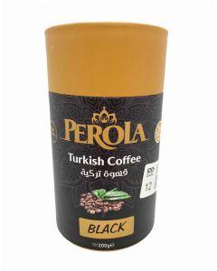 قهوة تركية بلاك  بيرولا - 200 ج