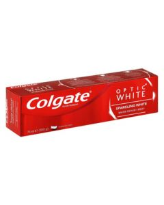 معجون اسنان اوبتك وايت من كولجيت - 75 مل