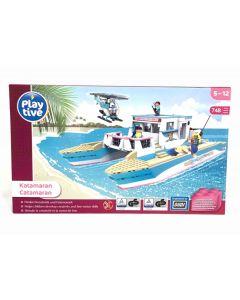 سفينة لعبة اطفال
