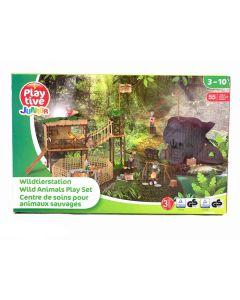 غابة لعبة اطفال
